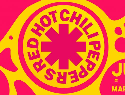 EJEKT FESTIVAL 2020 – RED HOT CHILI PEPPERS